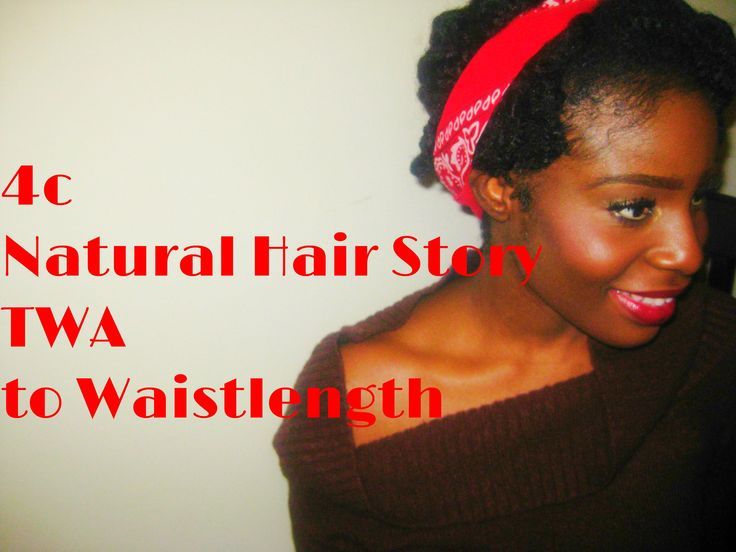 Twa Natural Hair Journey