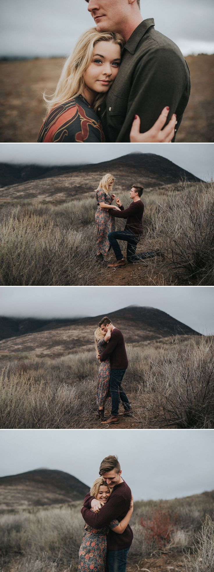 Pretty Little Liars star Sasha Pieterse's couple-shoot-turned-surprise-proposal