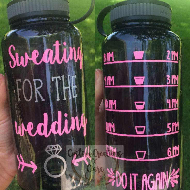 A personal favorite from my Etsy shop https://www.etsy.com/listing/462534845/sweating-for-the-wedding-funny-custom-32