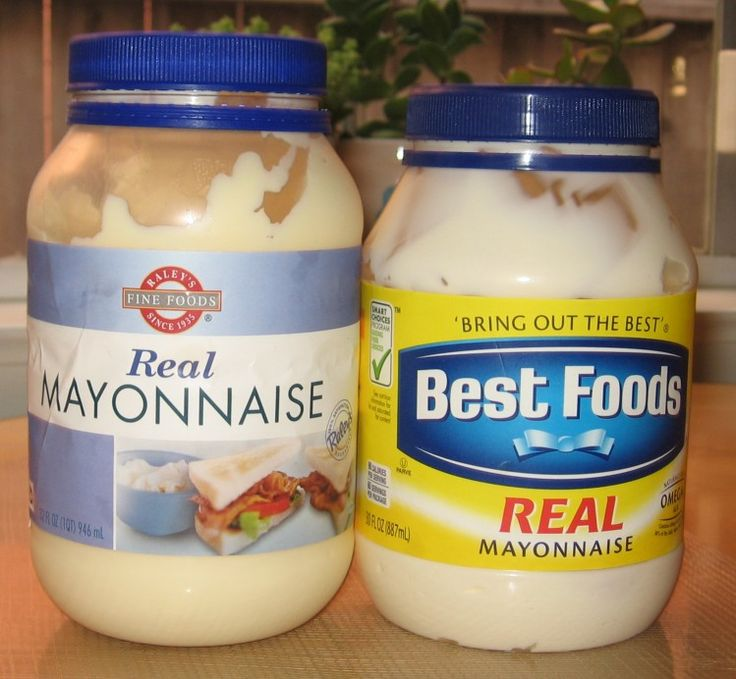 Mayonnaise Brands | Great Value from Walmart very liitle difference and cheaper cs