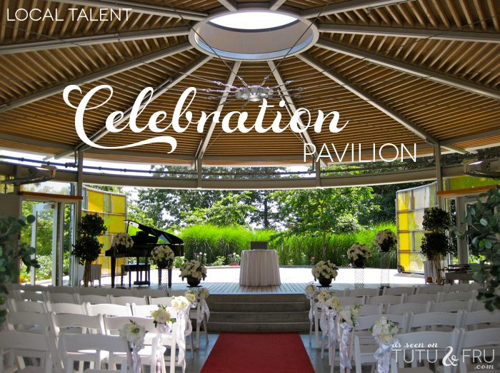 The Celebration Pavilion At Queen Elizabeth Park Vancouver Fete Venues Pinterest Wedding Bells And