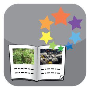 Appomtale av Statped | Med appen Spesielle historier kan du lage egne historier med tekst, bilde og lyd som du enkelt kan dele med andre.