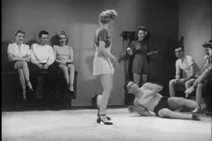 Hoe vrouwen in 1947 zelfverdediging leerden