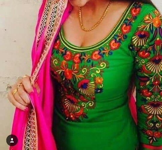 Boutique Suit Get This Salwar Suit Designed At Nivetas