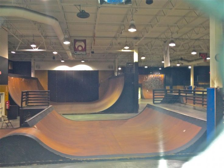 skatepark indoors - Google Search