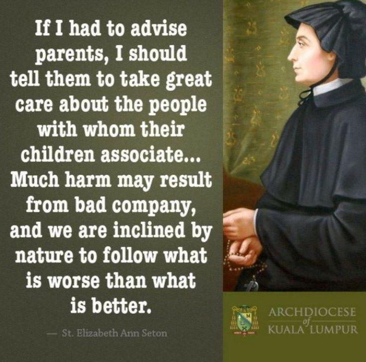 St Elizabeth Ann Seton