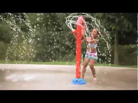Top Reasons Why a Splashpad Should Be Part of Your Park Planning For This Year | www.vortex-intl.com