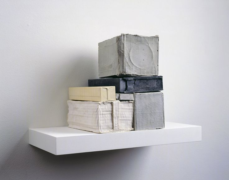 Rachel Whiteread - Model Units - 2008 - Collezione privata, Lugano