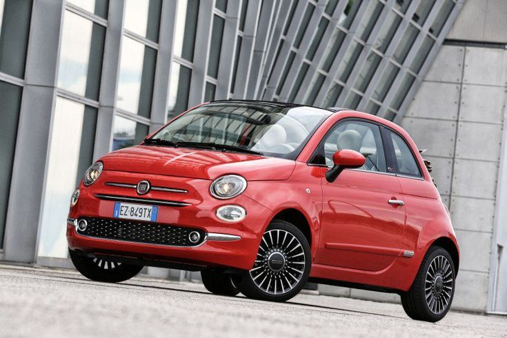 Fiat New 500 C (facelift 2015) 1.2 (69 Hp) start&stop Automatic #cars #car #fiat #500 #fuelconsumption