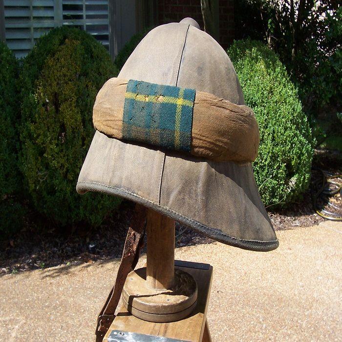 British Boer War helmet