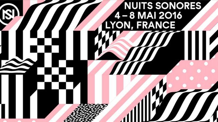 Nuits Sonores 2016 à Lyon                                                                                                                                                                                 Plus