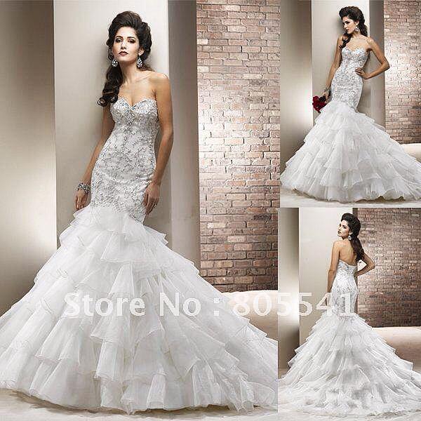 Wedding Dresses Extravagant