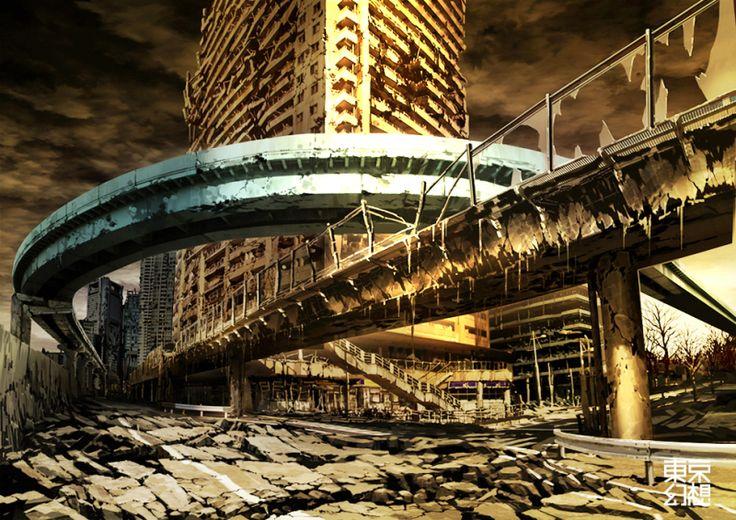 """Tokyo Monorail"" - TokyoGenso"