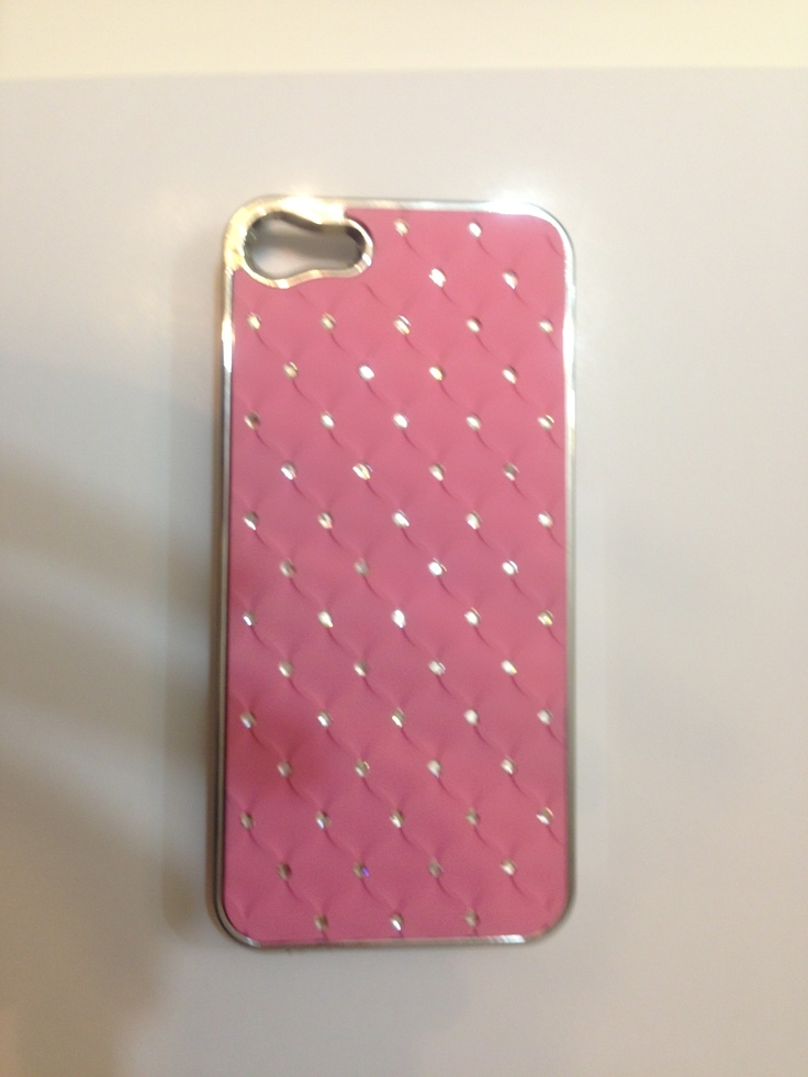Light pink phone case