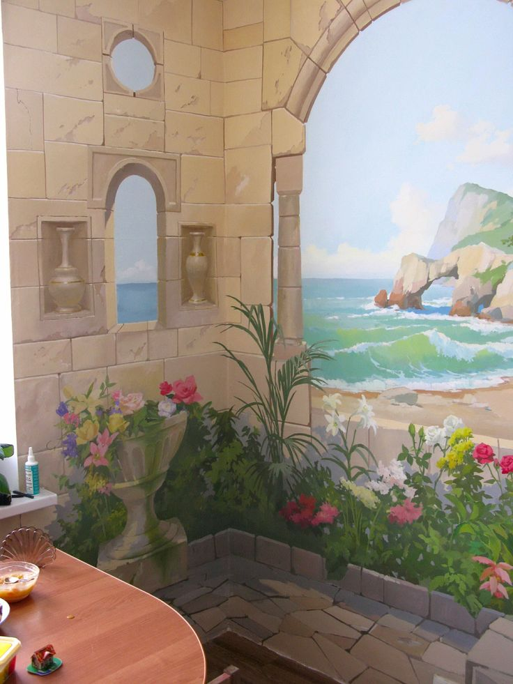 1000 Ideas About Sea Murals On Pinterest Murals Ocean