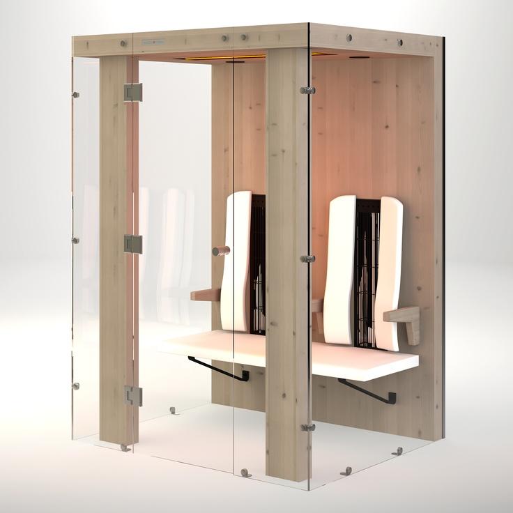 10 besten infrarotkabinen bilder auf pinterest spas holz und argos. Black Bedroom Furniture Sets. Home Design Ideas