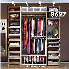 Exceptional IKEA Closets Organizers Catalogue | Ikea Pa Wardrobe (shalomama) Tags: Ikea  Closet Pax