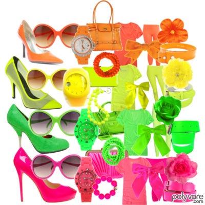 Neon harmony #neon #accessoires
