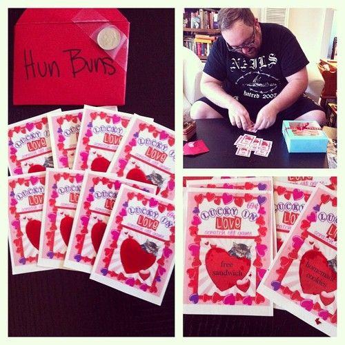 76 best Sweet Homemade Valentines images on Pinterest | Homemade ...