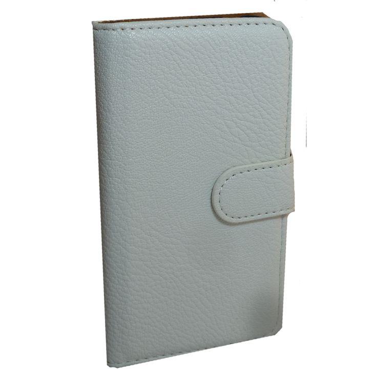 Θήκη πορτοφόλι για Galaxy Core Plus Άσπρη http://mikromagazo.gr/_p833.html
