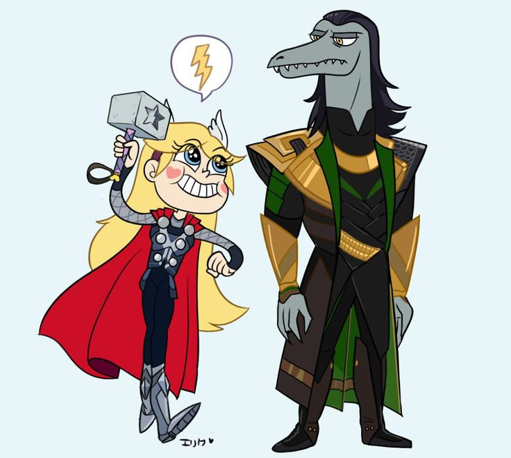 Lol, Loki's and Thor's personalities fit almost perfectly with these two.