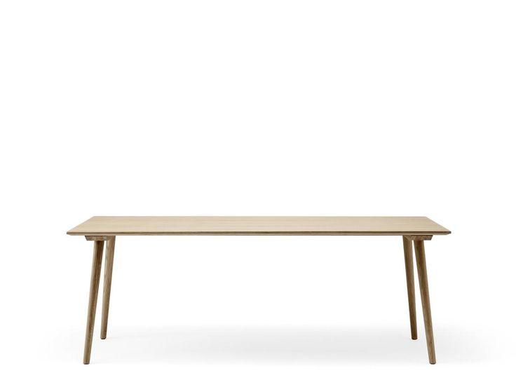 &Tradition In Between Tisch eckig von Sami Kallio, 2015 - Designermöbel von smow.de
