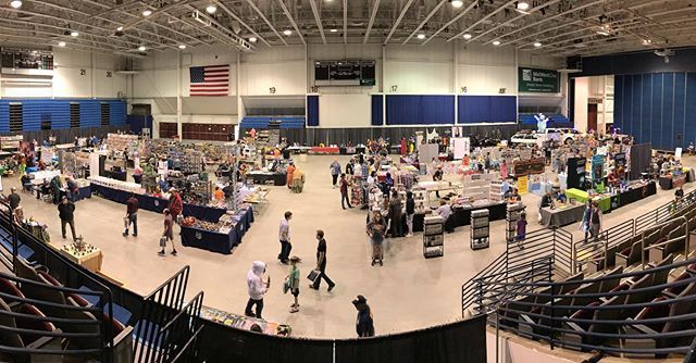 Quadcon 2019 Is Off And Running Basketball Court Dubuque Instagram