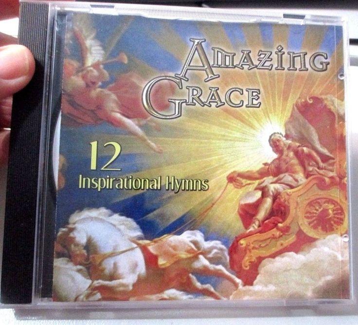 Amazing grace 12 Inspirational Hymns CD