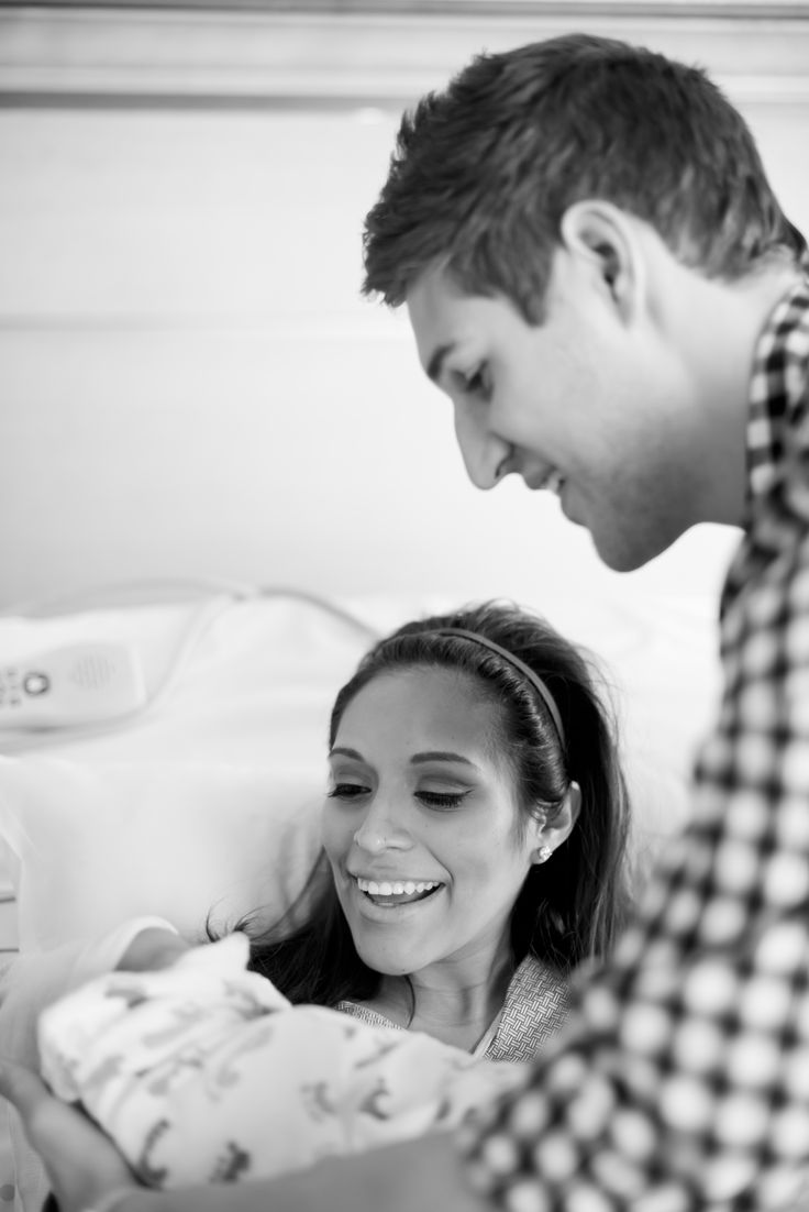 From Bump to Baby | Newborn Hospital Photography