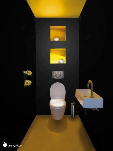 #Lifestyle | #Decoration_interieur #Interior_design | #Toilet | ► Waouh !
