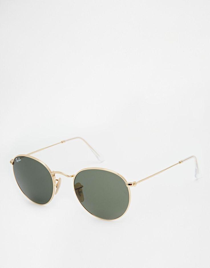 Ray-Ban+Round+Sunglasses+0RB3447