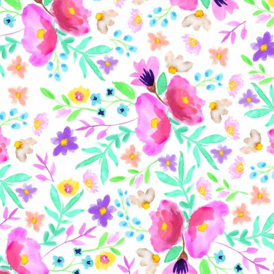 Tropical Floral Wallpaper Iphone Wallpapers