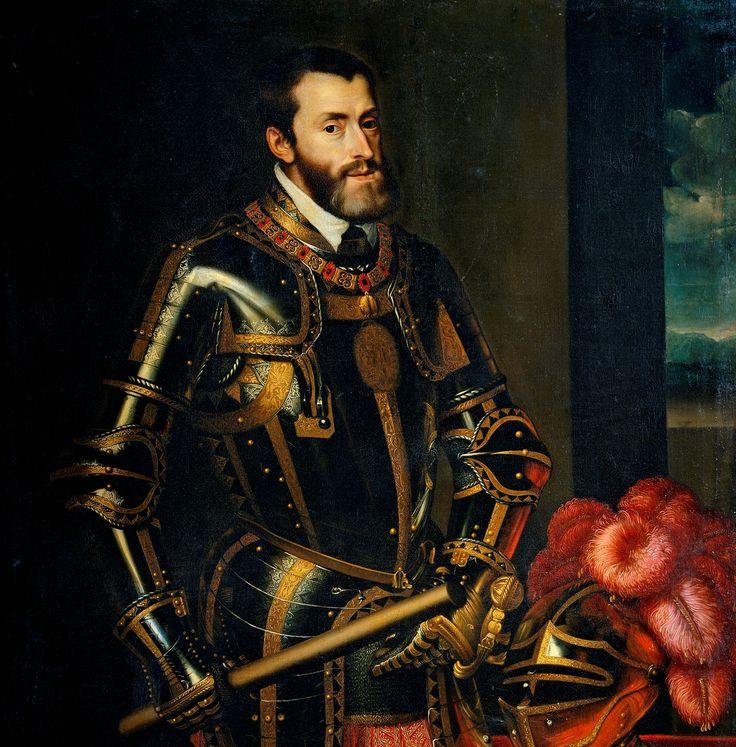 La Guerra de la Liga de Cognac (1526–1530) se libró entre los dominios Habsburgos de Carlos V —principalmente España y el Sacro Imperio Romano Germánico— y la Liga de Cognac, una alianza que incluía Francia, el Papa Clemente VII, la República de Venecia, Inglaterra, el Ducado de Milán y Florencia. El rey francés denunció el tratado de Madrid de 1526. Enrique VIII de Inglaterra, frustrado en su deseo de tener un tratado firmado en Inglaterra, rechazó unirse