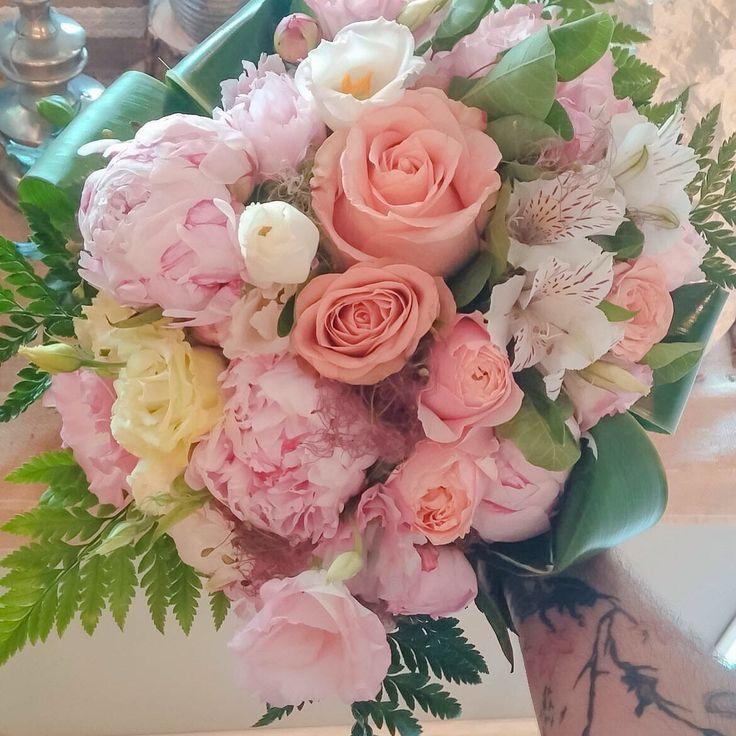 Gorgeoues flower bouquet / Virágcsokor