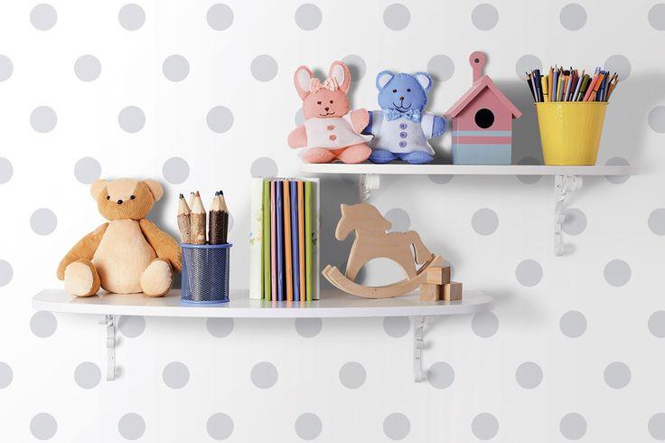 8 best papel pintado infantil treboli images on pinterest for Habitaciones infantiles unisex