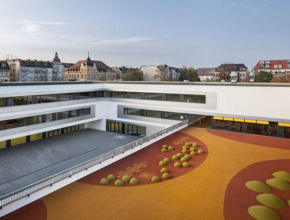 École primaire en Allemagne
