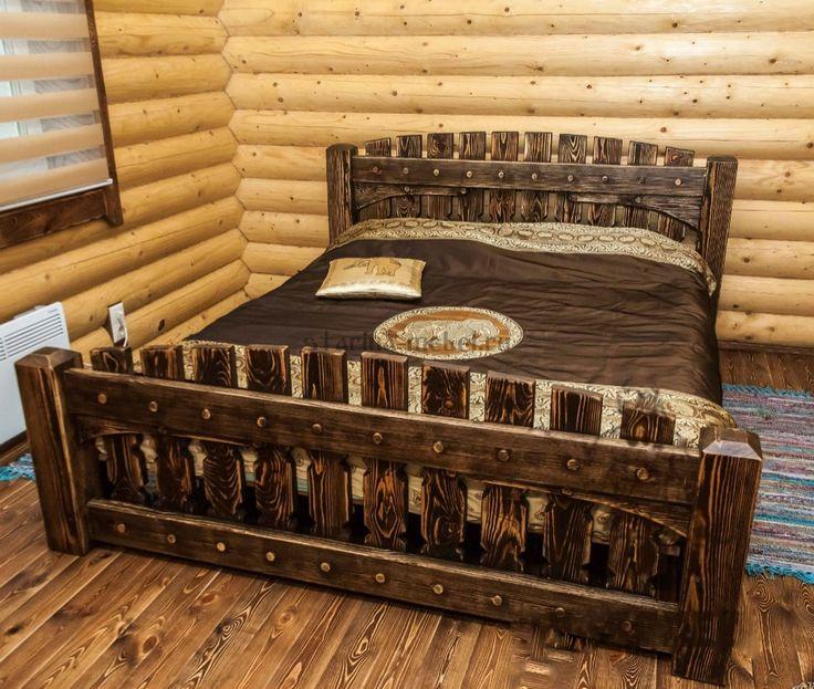 Кровать под старину Великая Русь