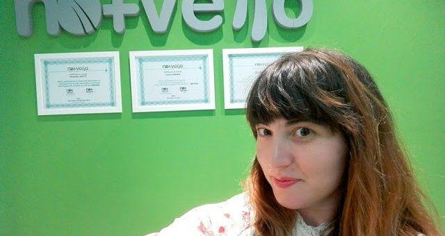 Maria Urban, blogger Constanta