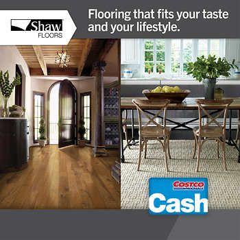 Shaw Carpet, Hardwood & Laminate Flooring