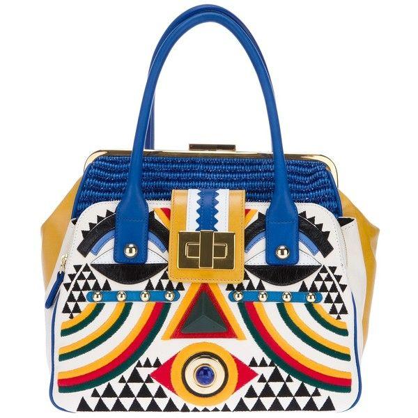 Best 25  Multi coloured tote bags ideas on Pinterest | Multi ...