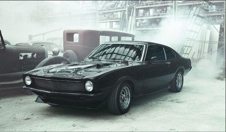 Maverick é simplesmente o carro dos meus sonhos.