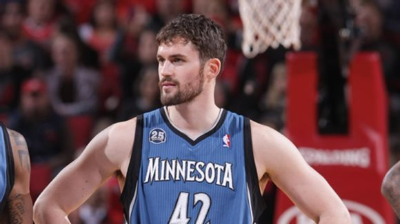 Kevin Love to Cleveland for Wiggins and Bennett
