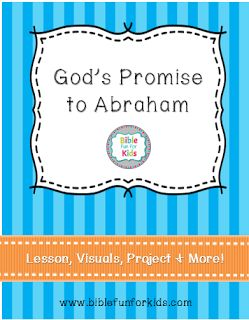 FREE God's Promise to Abraham Lesson