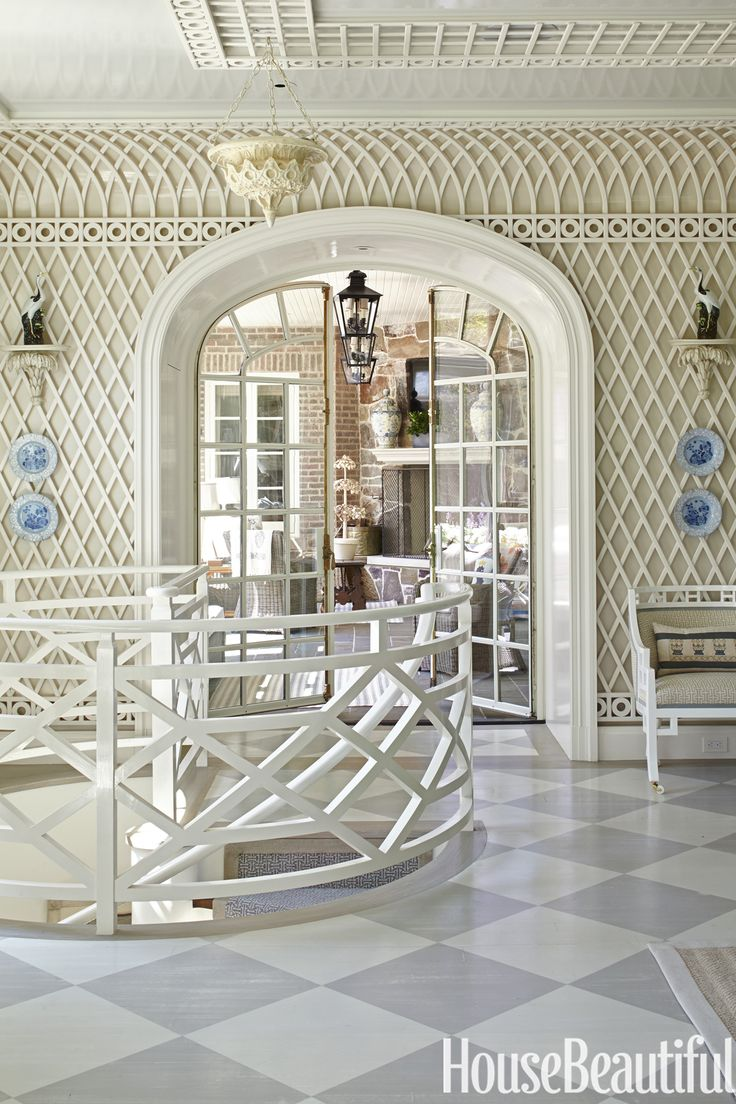 17 best images about cathy kincaid interiors on pinterest for French doors both open