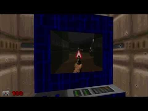 Hack makes playing 'Doom' on a computer inside 'Doom' a reality