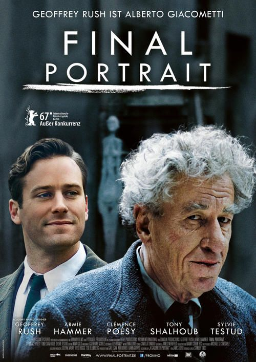 Watch Final Portrait Full Movie Online