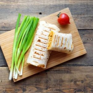 Recipes with photos: burrito.