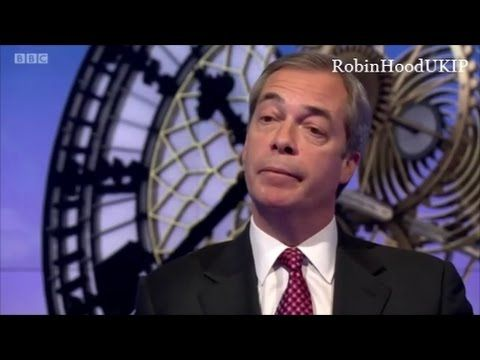 Nigel Farage supports Donald Trump policies and hints at UKIP bright future
