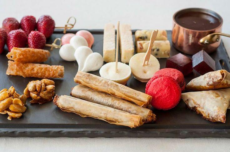 #Valentines platter Mount Nelson Hotel