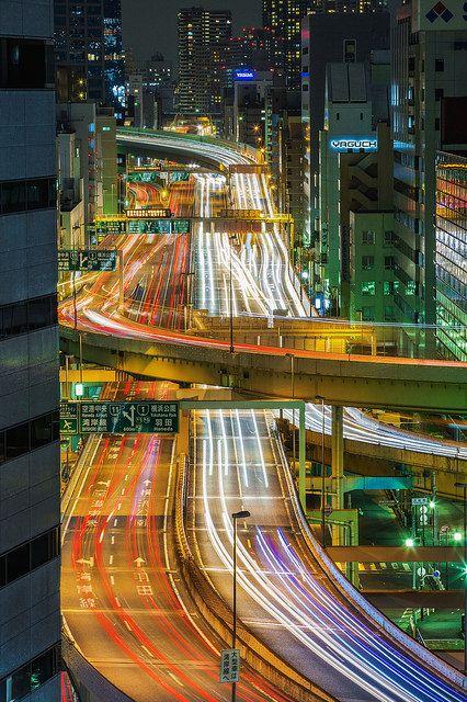 Tokyo Highways, Japan